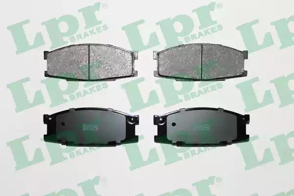 05P046 - Brake Pad Set, disc brake