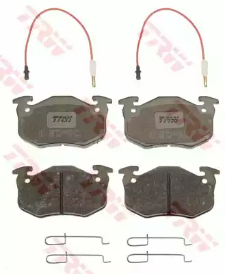 GDB328 - Brake Pad Set, disc brake
