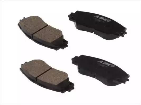 C12121ABE - Brake Pad Set, disc brake