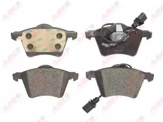 C1G056ABE - Brake Pad Set, disc brake