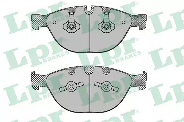 05P1410 - Brake Pad Set, disc brake