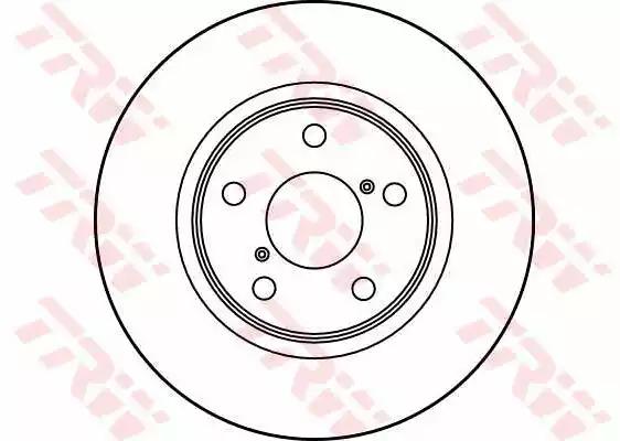 DF3091 - Brake Disc