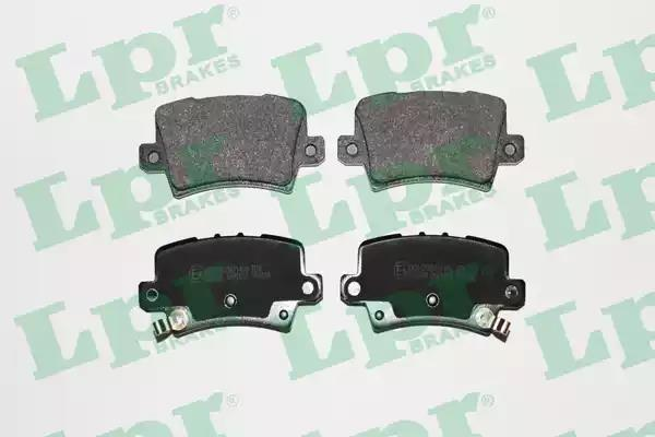 05P1273 - Brake Pad Set, disc brake
