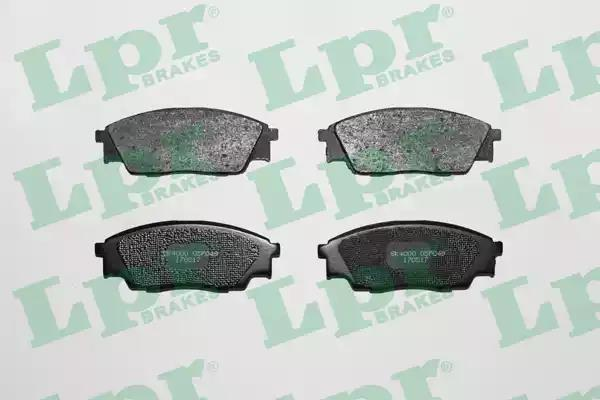05P049 - Brake Pad Set, disc brake