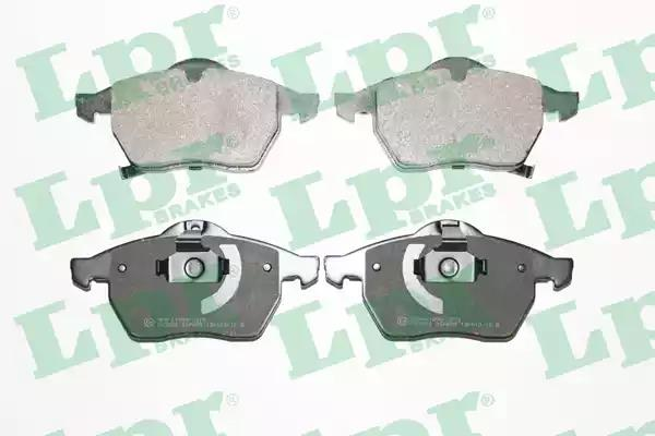 05P689 - Brake Pad Set, disc brake