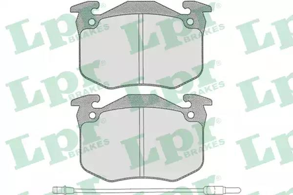05P228 - Brake Pad Set, disc brake