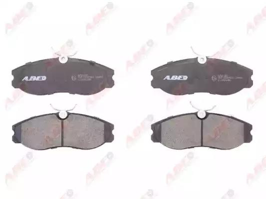 C11056ABE - Brake Pad Set, disc brake