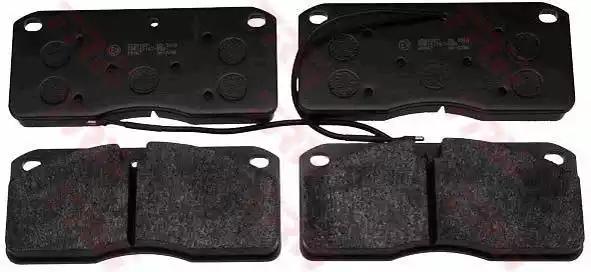 GDB5057 - Brake Pad Set, disc brake