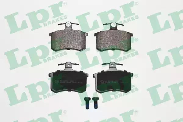 05P440 - Brake Pad Set, disc brake