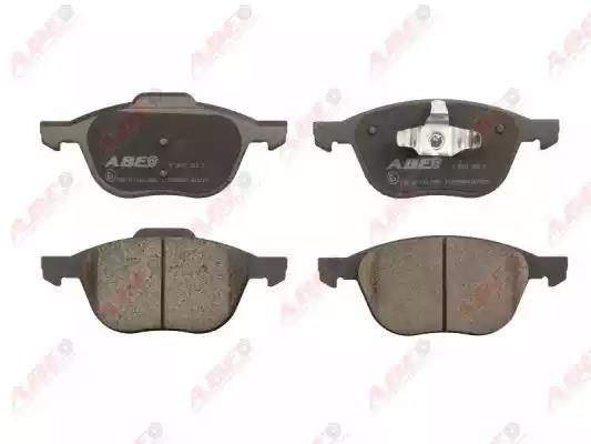 C13055ABE - Bromsbeläggssats, skivbroms