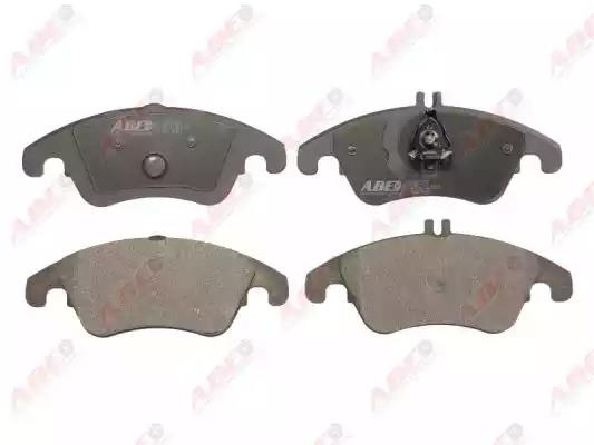 C1M052ABE - Brake Pad Set, disc brake
