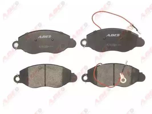 C11087ABE - Brake Pad Set, disc brake