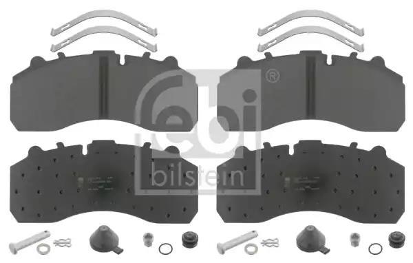 16665 - Brake Pad Set, disc brake