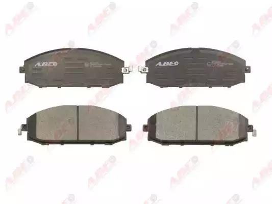 C11064ABE - Brake Pad Set, disc brake