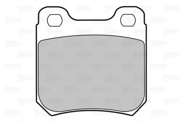 598183 - Brake Pad Set, disc brake
