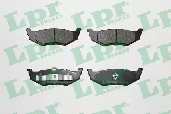 05P894 - Brake Pad Set, disc brake