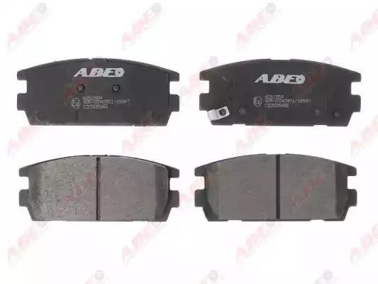 C20506ABE - Brake Pad Set, disc brake