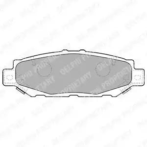 LP1508 - Piduriklotsi komplekt, ketaspidur