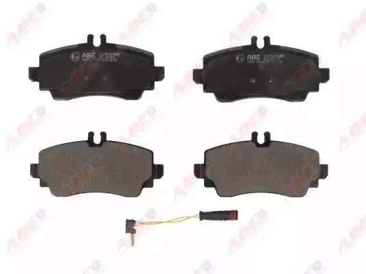 C1M030ABE - Brake Pad Set, disc brake