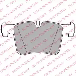 LP2234 - Brake Pad Set, disc brake
