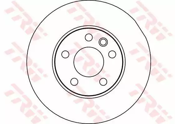 DF2810 - Brake Disc