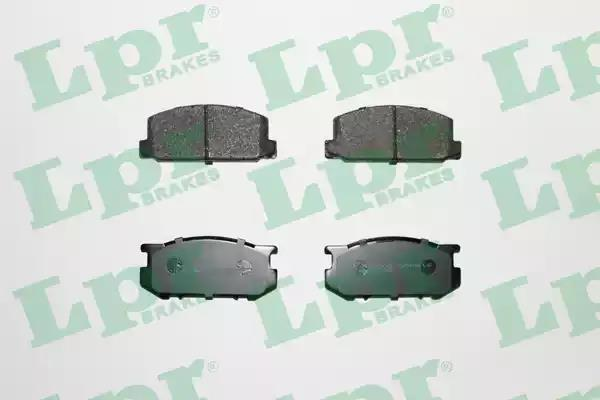 05P416 - Brake Pad Set, disc brake