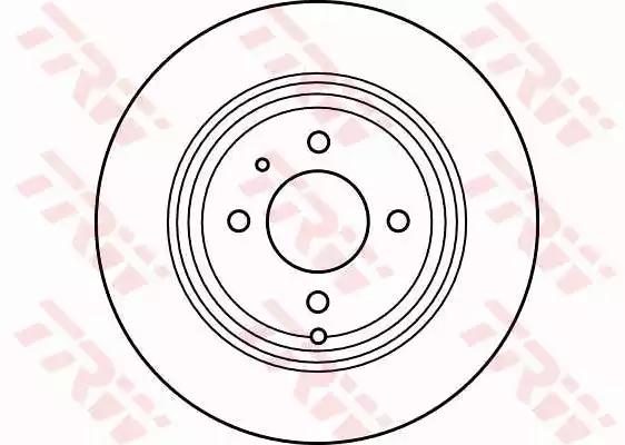 DF2620 - Brake Disc