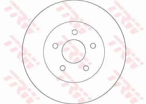 DF4218 - Brake Disc