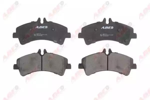 C2M030ABE - Brake Pad Set, disc brake
