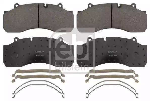 16635 - Brake Pad Set, disc brake