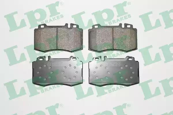 05P849 - Brake Pad Set, disc brake