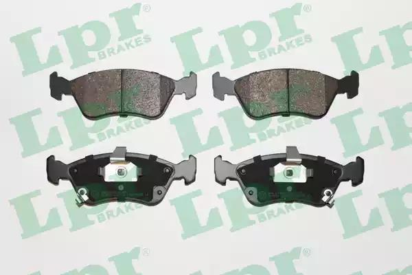 05P709 - Brake Pad Set, disc brake