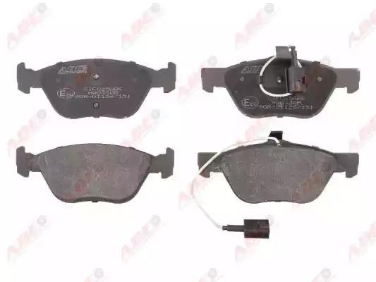 C1F025ABE - Brake Pad Set, disc brake