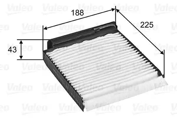 698753 - Filter, salongiõhk