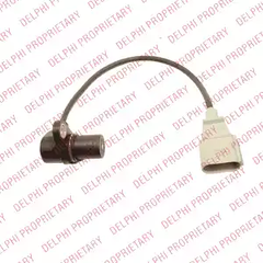Sensor, crankshaft pulse