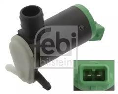 Klaasipesuvee pump, klaasipuhastus