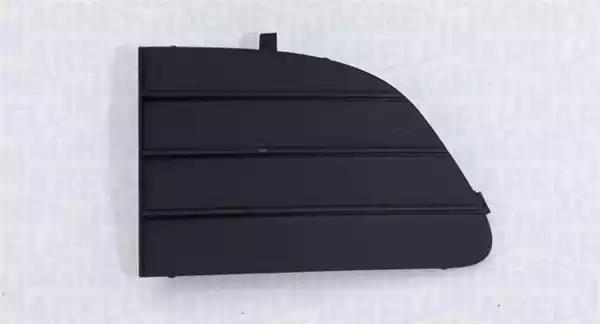 021316900530 - Cover, bumper