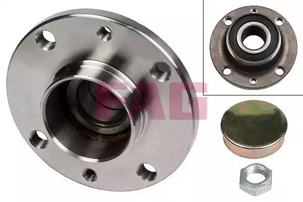 713 6902 30 - Wheel Bearing Kit