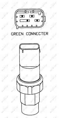38925 - Pressure Switch, air conditioning