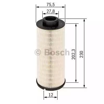 F 026 402 029 - Fuel filter