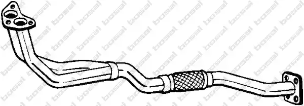823-935 - Exhaust pipe