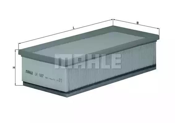 LX 1837 - Air filter
