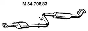 34.708.83 - Keskiäänenvaimentaja