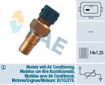 32380 - Sensor, coolant temperature