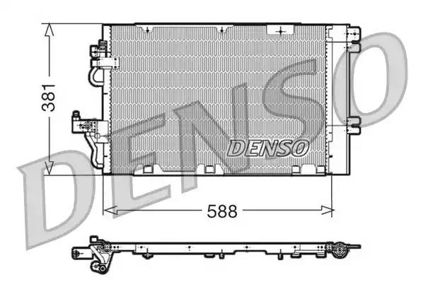 DCN20010 - Condenser, air conditioning