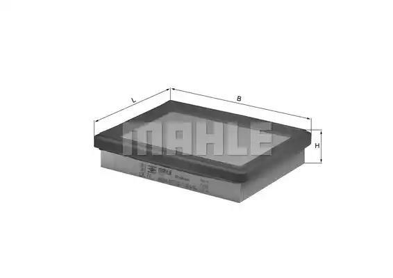 LX 71 - Air filter