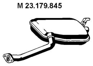 23.179.845 - Keskiäänenvaimentaja
