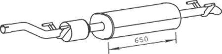 56364 - Keskiäänenvaimentaja