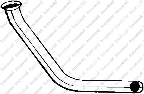 728-059 - Exhaust pipe