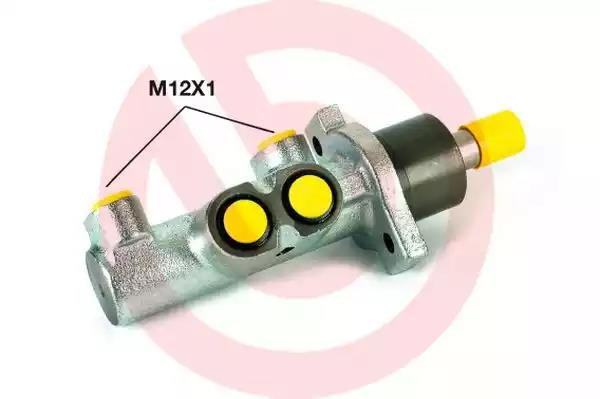 M 85 020 - Brake Master Cylinder